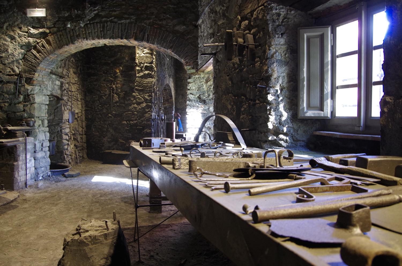 L'industria del ferro sulla Montagna Pistoiese: la ferriera di Maresca